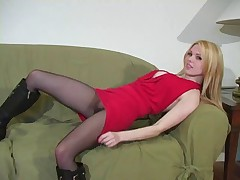 Jayme Langford pantyhose scene 1(no sex)