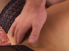 Hot Mature Vanessa Smoking Before Sex