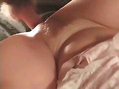 Lovely Lactating Milf in Stockings Fucks