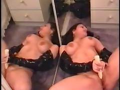 Claudia Casali masturbation