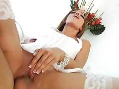 Young Latina Bride One Last Fuck