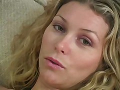 Hot Heather in Pantyhose