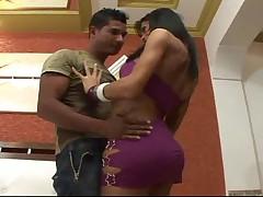 Brazilian Shemale sex fucking yummy