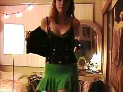 Kelly dancing