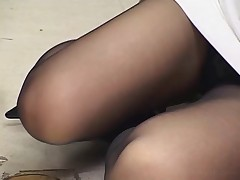 Stockings porn TV