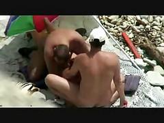 Spy Sex at the Beach