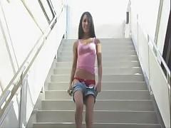 Hottest girl in public