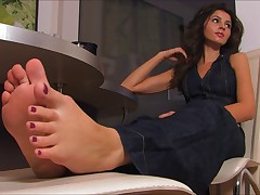 Titillating Soles