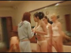 5 Girls Coerced to Strip by snahbrandy
