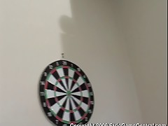 Charlie and Tearry play Strip Darts