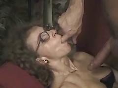 Moms sucking dick boys