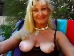 Grannie have beautyful sex outdoor-fdcrn