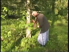 Granny Gets Her Tree He Gets Her Bush