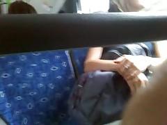 German public upskirt voyeur different. Bus stop girls 3
