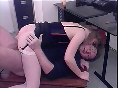 Sex toy and creampie