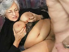 So hot grannies!