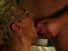Grandma Likes To Suck And Fuck