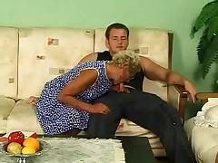 Grandma Likes To Suck And Fuck