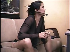 Brazilian masturbating to orgasm 3