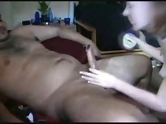 A Real Amateur Swinging Fuck And Suck !