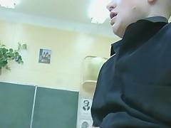 Shkolnica 2 (Schoolgirl 2) - Director scene