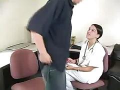 Doctor jeerks Young Cock...F70