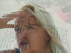 Blonde Beach Fuck