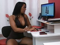 Brazilian Joyce- Anal