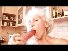 Granny Norma Deprived of a Cock this Seniority