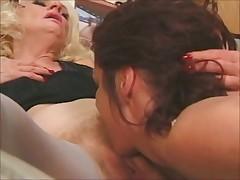 DIANA and SASHA - lesbians grannies