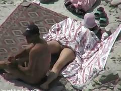 Voyeur Cam On Beach