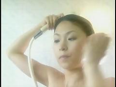 Nude Japanese gymnast