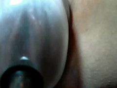 38 year old Bitch with Pussy pump to ORGASM!