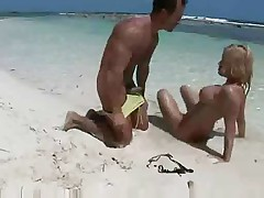 Ms Britney On The Beach - M27