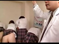 Those Crazy Japanese - The School Doctor Uncensored