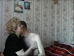 Mom Son's friend Russian Mature Granny Fucking mmacommentsDOTcom .avi