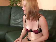 Sweet French Teen Is A Fucking Dream !