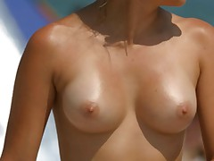 Girls With Great Boobs On Beaches