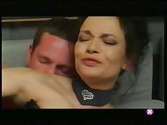 French:veronica lafait baise sur le canape