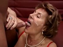 Cum For Granny Martha