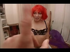 French red head POV