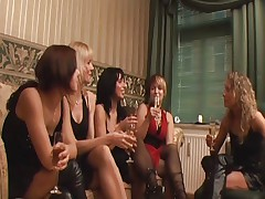 German swingers ladys and bondage play...BMW