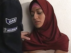 ARAB Muslim HIJAB Turbanli Girl Fellow-feeling a amour 2 - NV