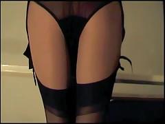 Long Legs Nylon Stockings