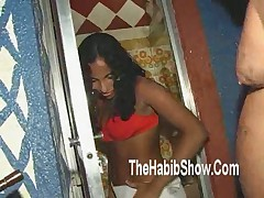 Brazilian 3-Some Orgy hotel slums of RIo