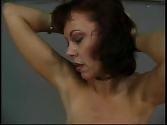 Classic Mature Rubee Tuesday Office Coitus