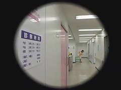 A doctor's examination room 2