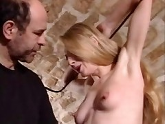 Brutal French Whipping