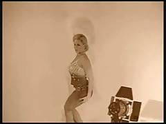 WWE Hall Of Fame Diva Sunny Fotoshoot