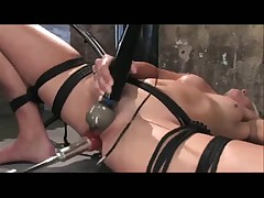 Anal Machine Sex